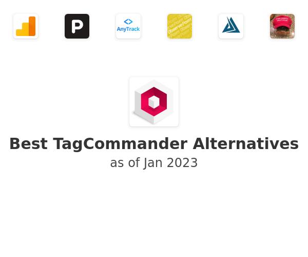 Best TagCommander Alternatives