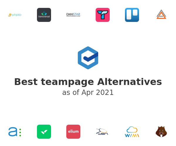 Best teampage Alternatives