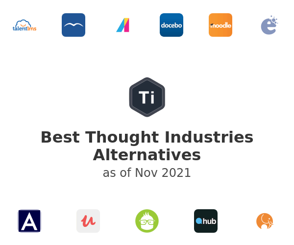 Best Thought Industries Alternatives