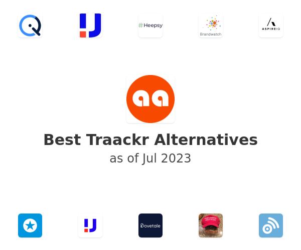 Best Traackr Alternatives