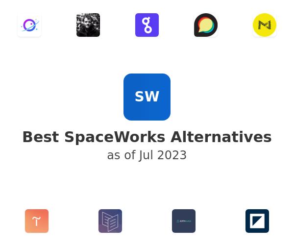 Best SpaceWorks Alternatives