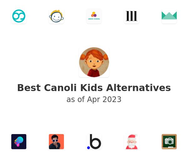 Best Canoli Kids Alternatives