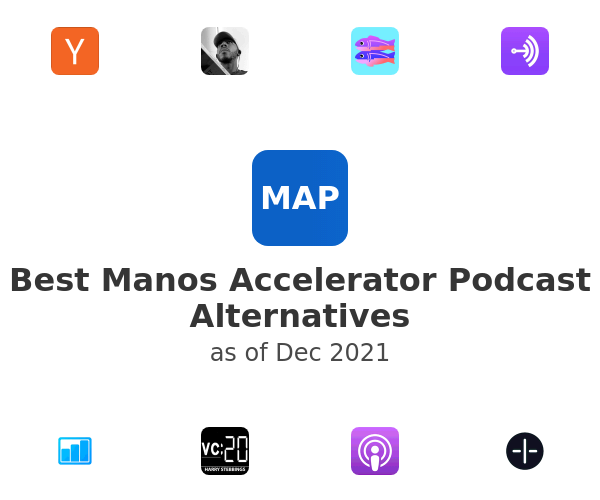 Best Manos Accelerator Podcast Alternatives