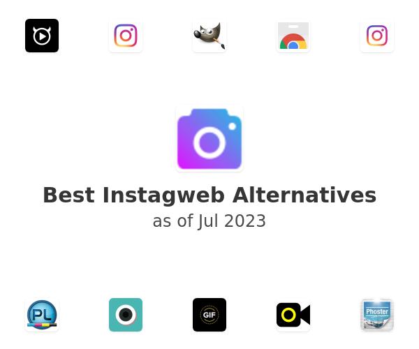 Best Instagweb Alternatives