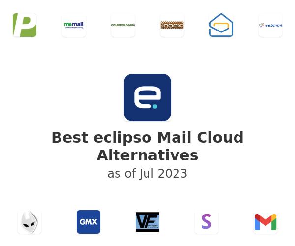 Best eclipso Mail  Cloud Alternatives