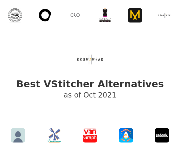 Best VStitcher Alternatives