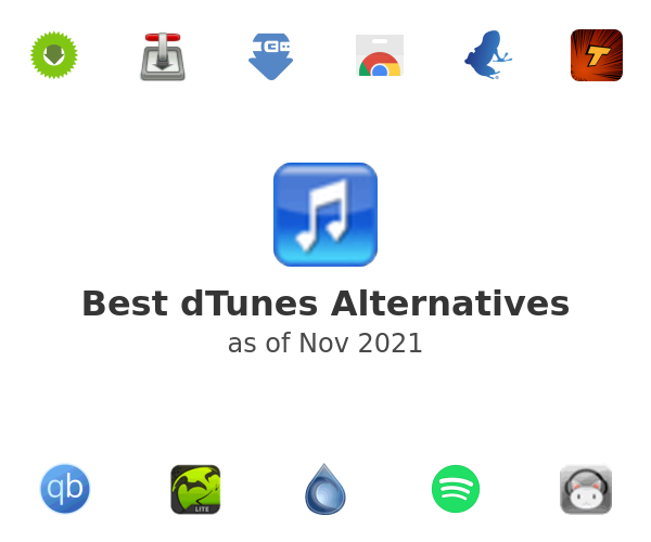 Best dTunes Alternatives