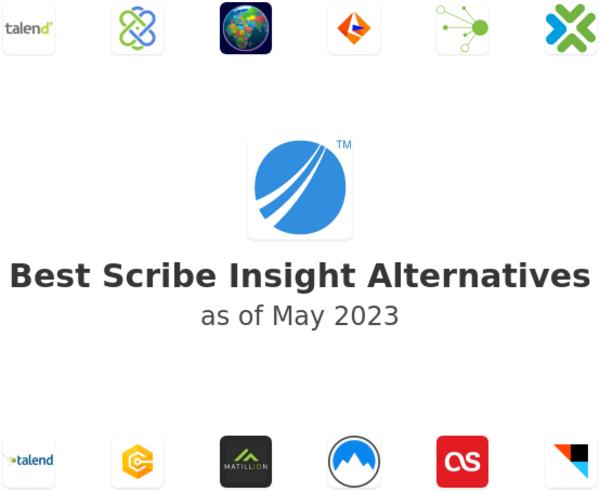 Best Scribe Insight Alternatives