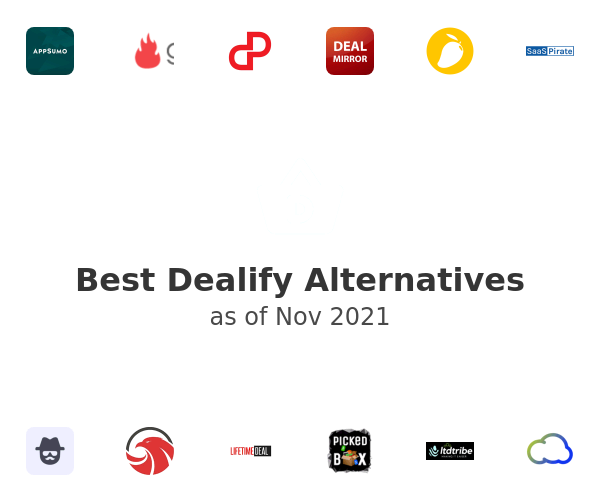 Best Dealify Alternatives