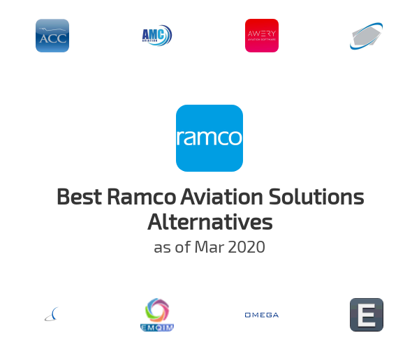 Best Ramco Aviation Solutions Alternatives