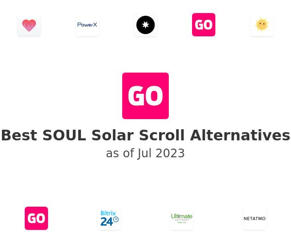 Best SOUL Solar Scroll Alternatives