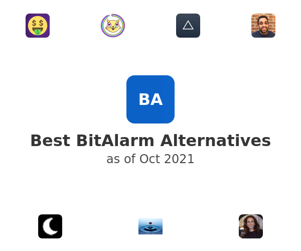 Best BitAlarm Alternatives