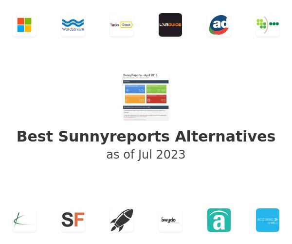 Best Sunnyreports Alternatives