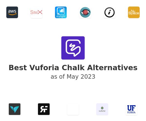 Best Vuforia Chalk Alternatives