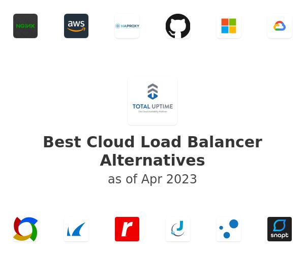 Best Cloud Load Balancer Alternatives