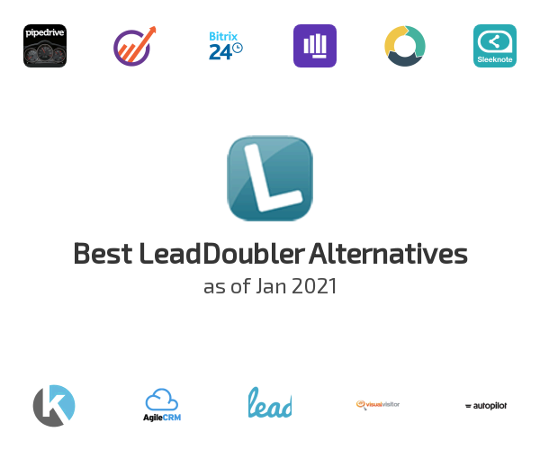 Best LeadDoubler Alternatives