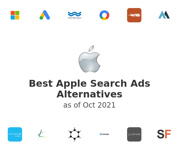 Best Apple Search Ads Alternatives