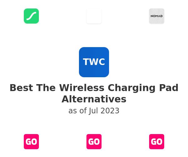 Best The Wireless Charging Pad Alternatives