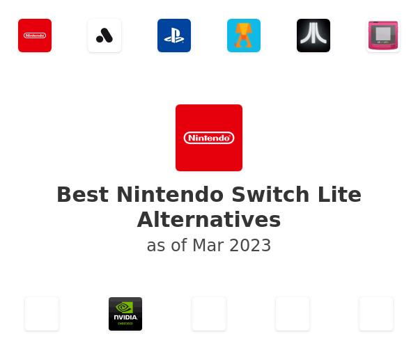 Best Nintendo Switch Lite Alternatives