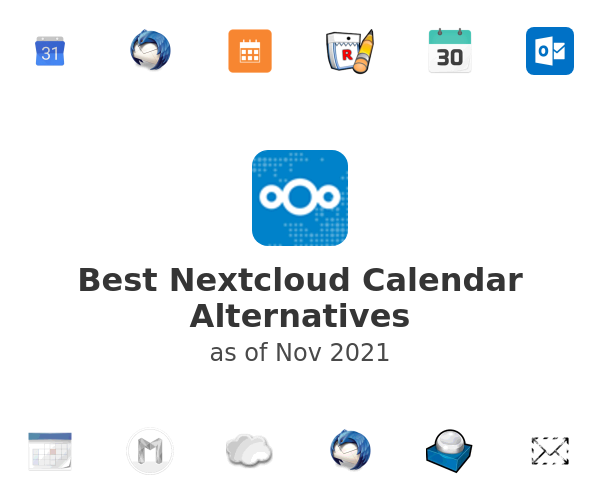 Best Nextcloud Calendar Alternatives