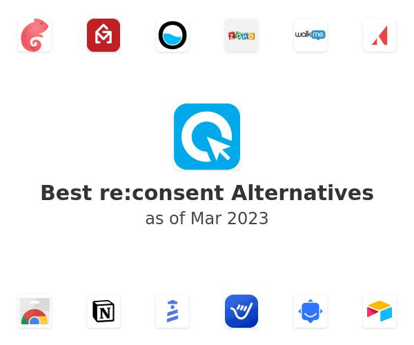Best re:consent Alternatives
