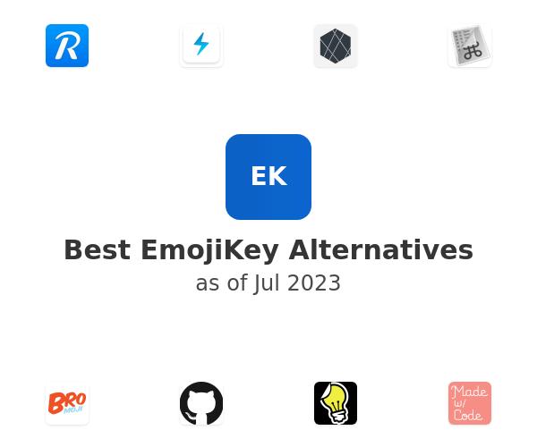 Best EmojiKey Alternatives