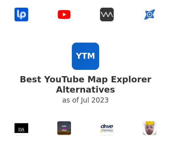 Best YouTube Map Explorer Alternatives