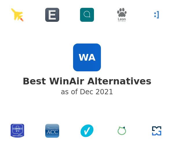 Best WinAir Alternatives
