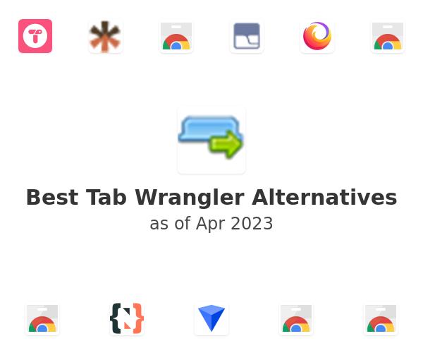 Best Tab Wrangler Alternatives