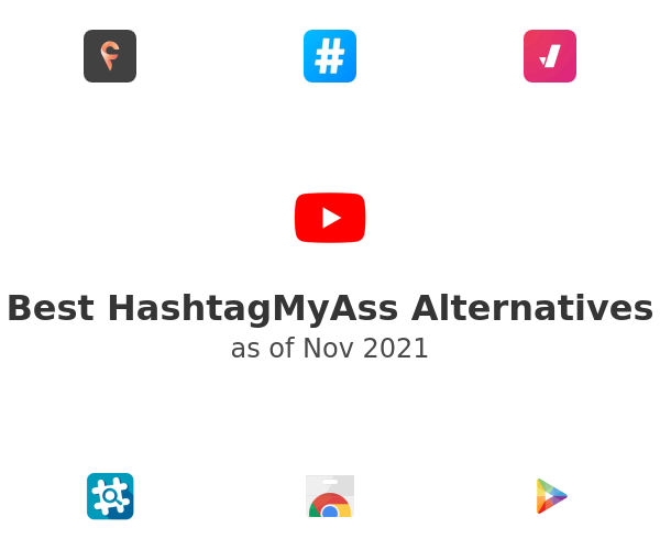 Best HashtagMyAss Alternatives