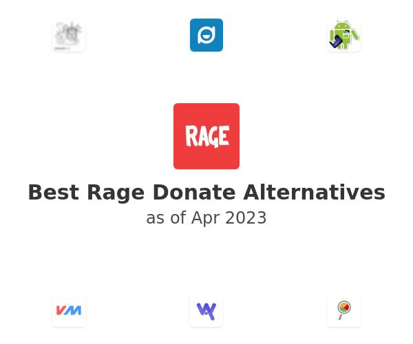Best Rage Donate Alternatives