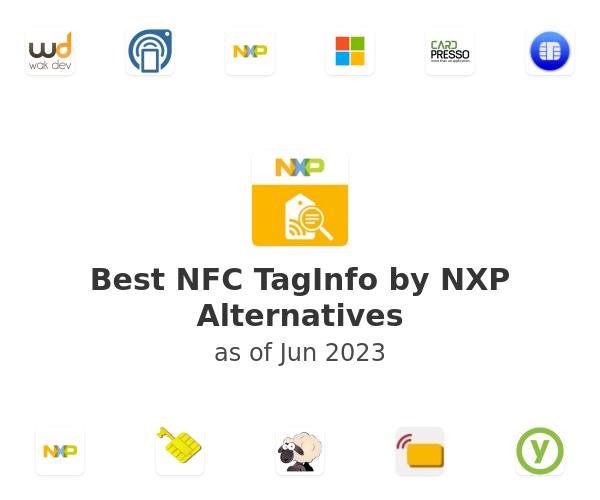 Best NFC TagInfo by NXP Alternatives