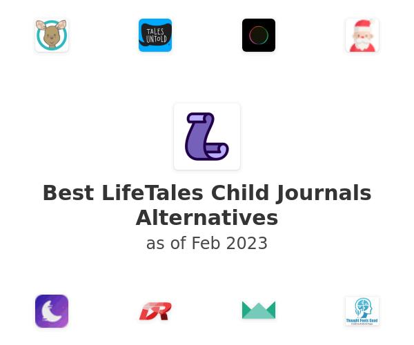 Best LifeTales Child Journals Alternatives