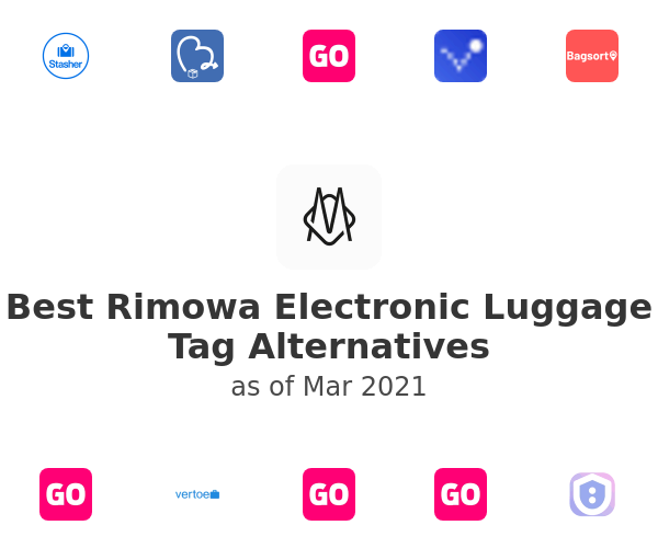 Best Rimowa Electronic Luggage Tag Alternatives