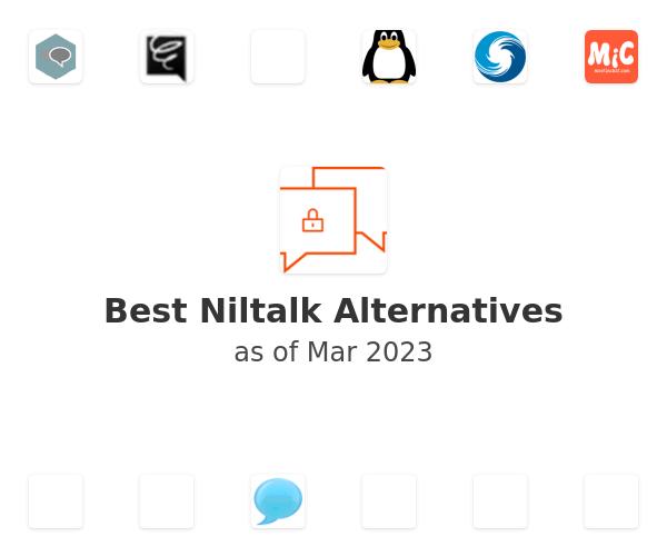 Best Niltalk Alternatives