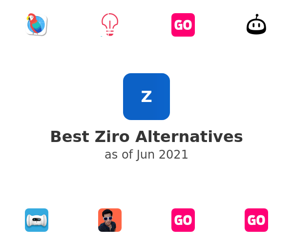 Best Ziro Alternatives