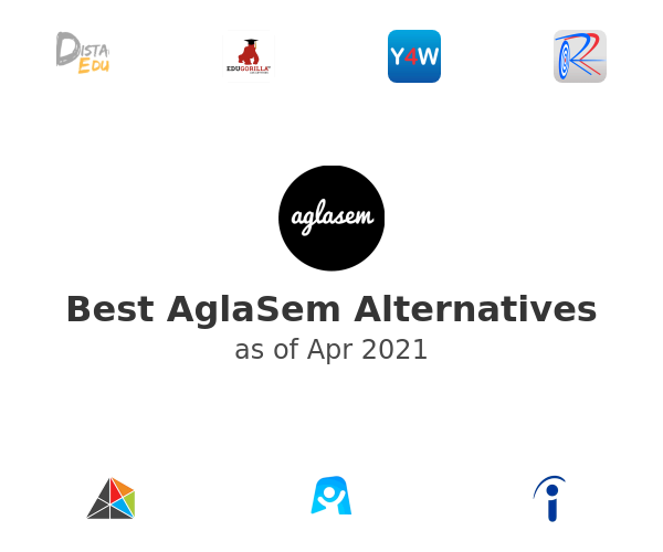 Best AglaSem Alternatives