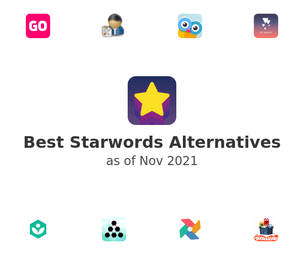 Best Starwords Alternatives