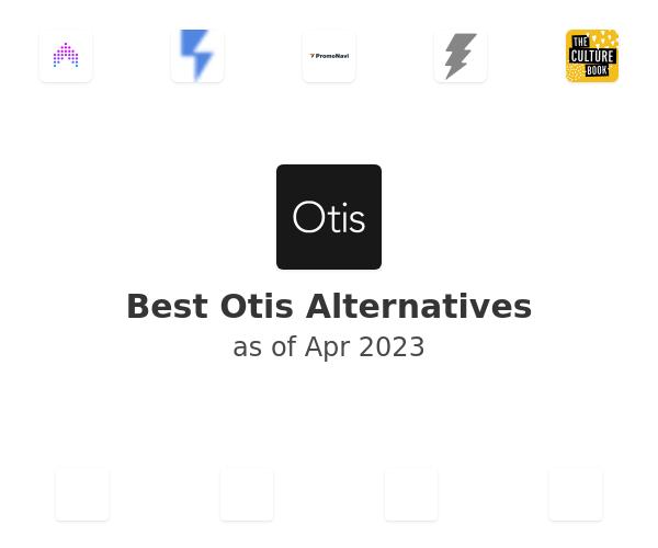 Best Otis Alternatives