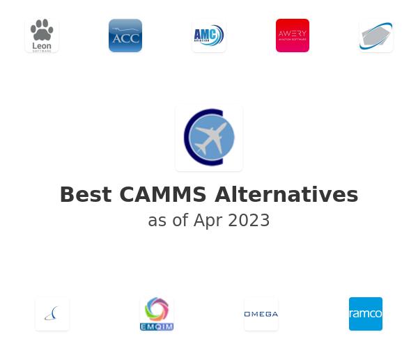 Best CAMMS Alternatives