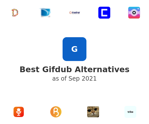 Best Gifdub Alternatives
