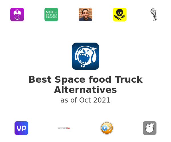 Best Space food Truck Alternatives