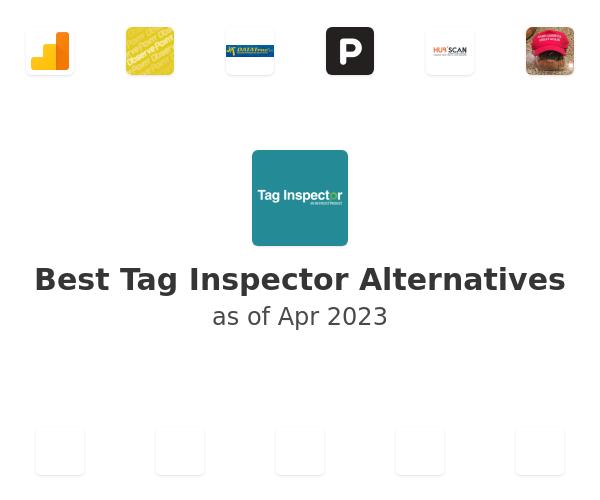 Best Tag Inspector Alternatives
