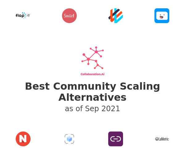 Best Community Scaling Alternatives
