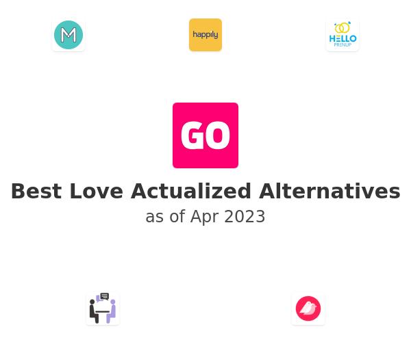 Best Love Actualized Alternatives