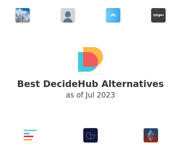 Best DecideHub Alternatives