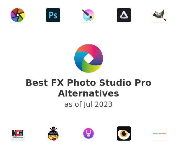 Best FX Photo Studio Pro Alternatives