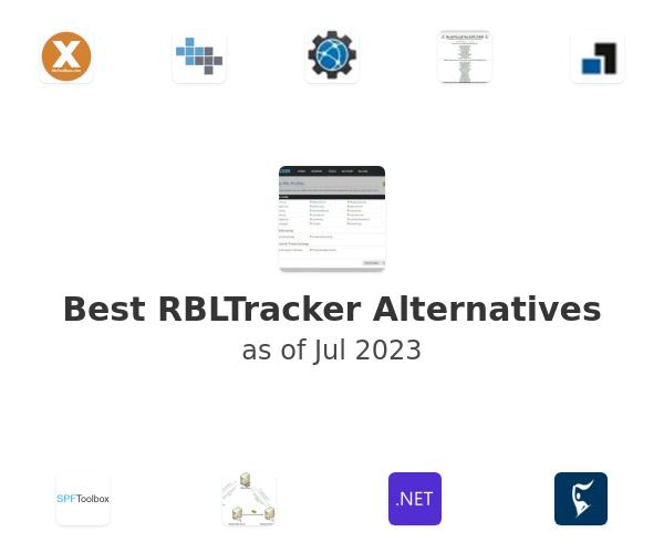 Best RBLTracker Alternatives