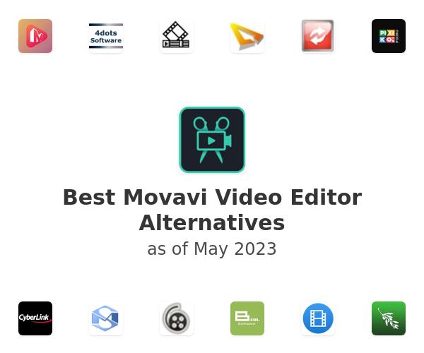 Best Movavi Video Editor Alternatives