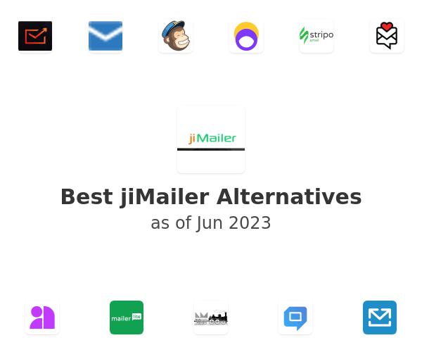 Best jiMailer Alternatives